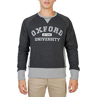 Oxford university  men's long sleeves raglan sweatshirt- oxford-fleece-raglan