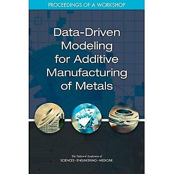 Data-driven modellering voor additive manufacturing of metals: Proceedings of a Workshop