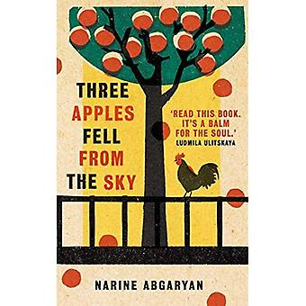 Three Apples Fell from the� Sky