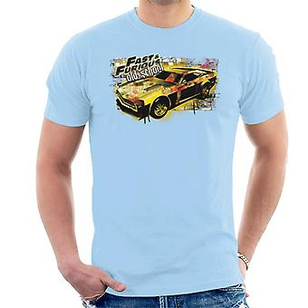 Fast and Furious Old School Men-apos;s T-Shirt
