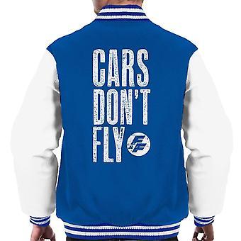 Schnelle und wütende Autos Dont Fly Men's Varsity Jacke