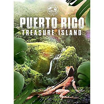 Puerto Rico: Treasure Island [DVD] USA import