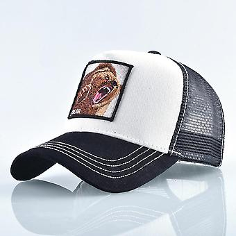 Fashion Animals Embroidery Baseball Caps, Men Women Snapback Hip Hop Hat Summer