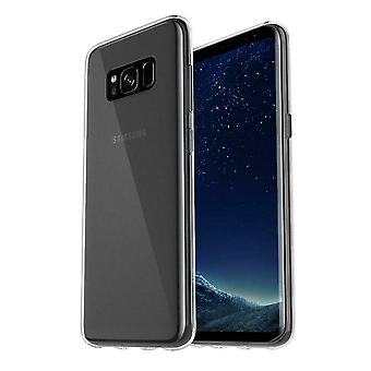 OtterBox Clearly Protected Skin for Samsung Galaxy S8 Plus - Transparent