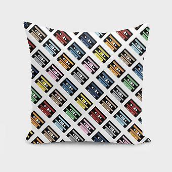Mustat sateenkaarinauhat 45 tyyny/tyyny