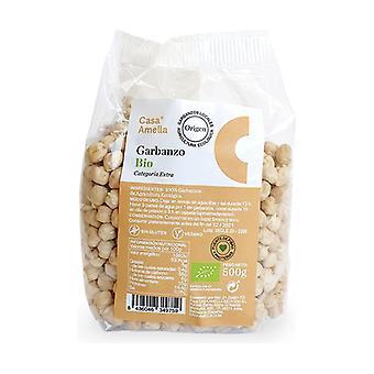 Organic Milky Chickpea 500 g