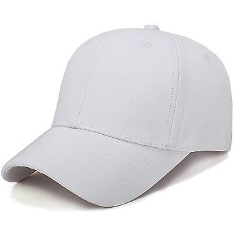 Cotton Light Board Tinta unita Uomo Outdoor Sun Hat