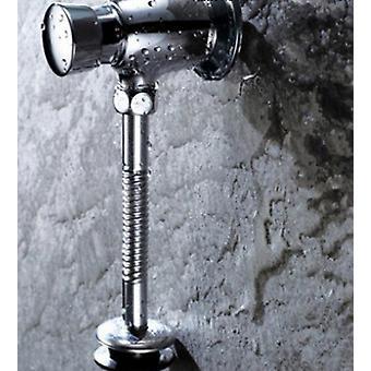 Válvula manual de descarga urinária do banheiro