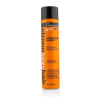 Sexy Hair Concepts Strong Sexy Hair Strengthening Nourishing Anti-Breakage Shampoo 300ml/10.1oz
