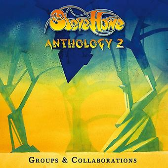 Howe*Steve - Anthology 2: Groups & Collaborations [CD] USA import