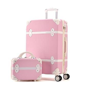 Retro liikkuva matkalaukkusarja