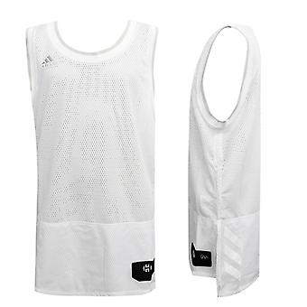 Adidas Mens James Harden Crazy Playing Sleeveless Vest Jersey White BK1243 A10