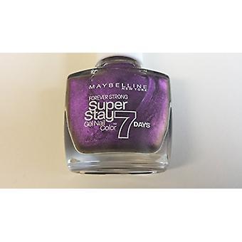 Maybelline SuperStay 7 Days Gel Nail Polish 10ml - 862 Violet Temptation