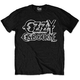 T-shirt officiel ozzy Osbourne Logo
