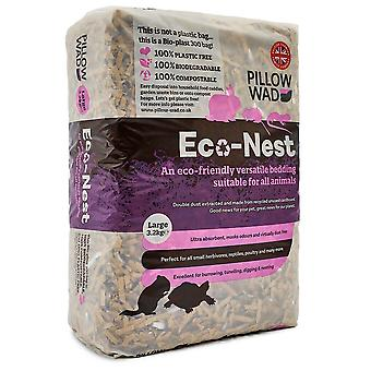 Pillow Wad Eco-Nest Small Pet Bedding