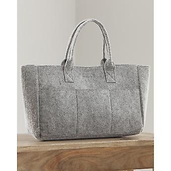 Bags By Jassz Pocket Felt Shopper (Pack of 2)