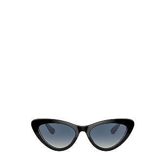 Miu Miu MU 01VS gafas de sol femeninas negras