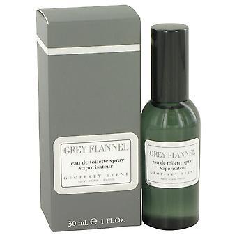 GREY FLANNEL by Geoffrey Beene Eau De Toilette Spray 1 oz / 30 ml (Men)