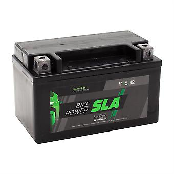 intAct YTX7A-BS / 50615 Sealed Activated SLA Bike-Power Battery