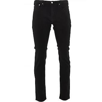 Edwin Made In Japan Black Slim Tapered Jean