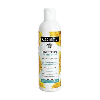 Intimate gel sensitive mucous membranes 250 ml of gel