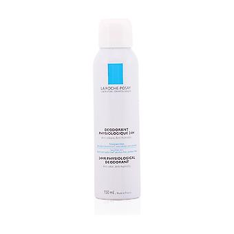 24H Physiological Spray Deodorant 150 ml