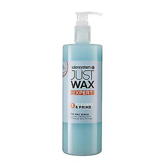 Just Wax Expert Cleanse & Prime Pre Wax Serum