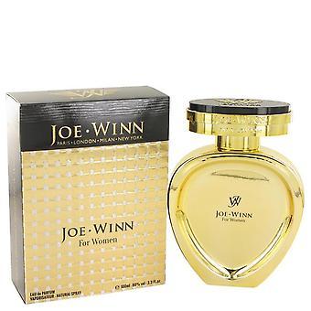 Joe Winn Eau De Parfum Spray By Joe Winn 3.3 oz Eau De Parfum Spray
