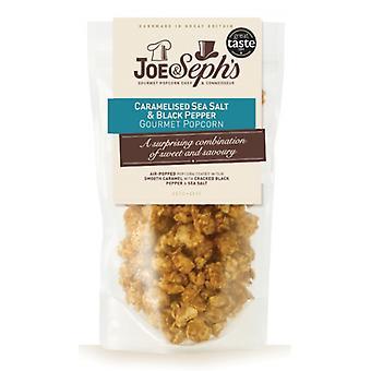 Caramelised Sea Salt & Black Pepper Popcorn
