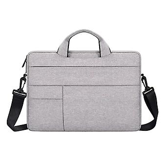 Anki Carrying Case with Strap for Macbook Air Pro - 14 inch - Laptop Sleeve Case Cover White