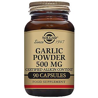 Solgar Garlic Powder 500 mg 90 Vegicaps