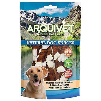 Arquivet Rabbit Bones with Calcium (Dogs , Treats , Natural Treats)