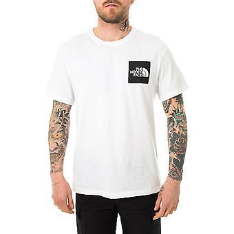 T-shirt homme le nord face m s/s tee nf00ceq5la9