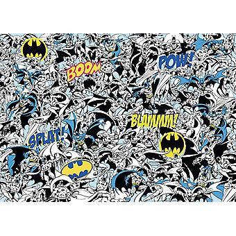 Ravensburger Jigsaw Puzzle Batman challenge 1000 pieces