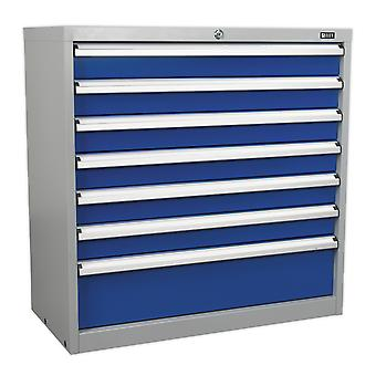 Sealey Api9007 Industrial Cabinet 7 Drawer