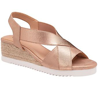 Lotus Penelope Womens Wedge Sandals