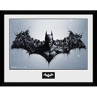 Batman Comic Ursprünge Sammler Druck