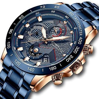New Fashion Mens Watches with Stainless Steel
