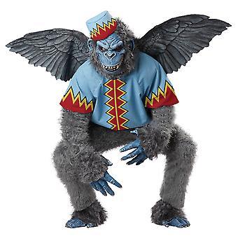 Зло крылатых летающих обезьян Волшебник Оз История Книга недели мужчин костюм