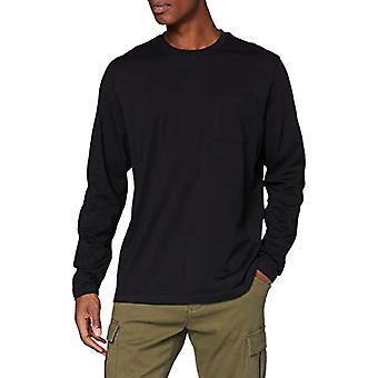 edc by Esprit 990CC2K308 T-Shirt, 001/black, L Men