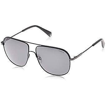 Polaroid PLD 2055/S M9 003 59 Sonnenbrille, Schwarz (Matt Black/GY Grey), Herren