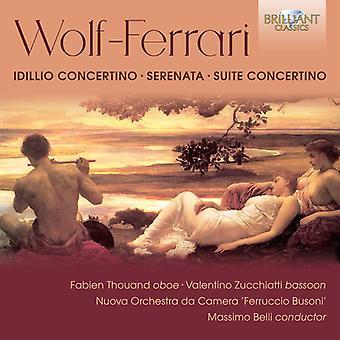 Idillio Concertino / Serenata [CD] USA import