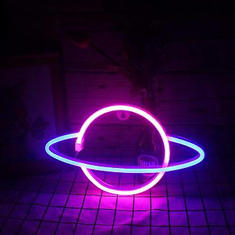 Offene Neon Zeichen Wand hängendes Licht