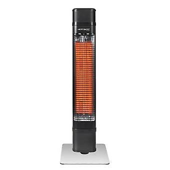 Eurom Heat and Beat Tower is a unique standing terrace heater