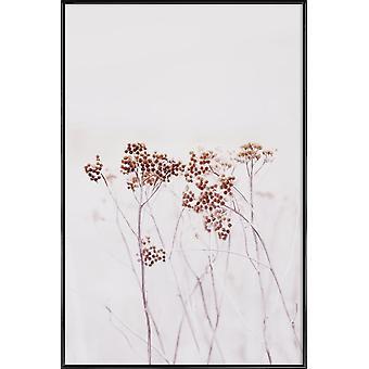 JUNIQE Print -  Wild Flowers Iceland 115 - Blumen Poster in Cremeweiß