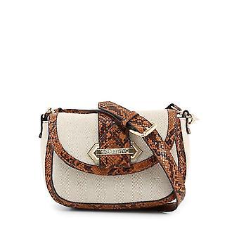 Valentino Bags - Shoulder Bags - GIGANTE-VBS3XP02-CUOIO - Femei - lenjerie,ciocolata