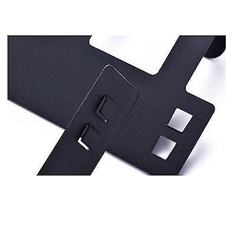 أسود الباب هوك شماعات واجب منظم x3985