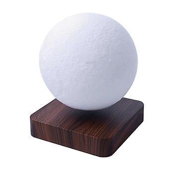 3d magneettinen levitointi kuun lamppu yövalo