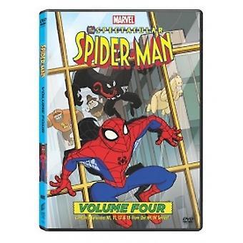 El espectacular DVD de Spider-Man Volumen 4