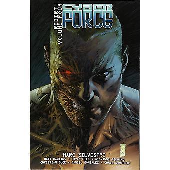 Cyber Force: Rebirth Volume 4 Paperback